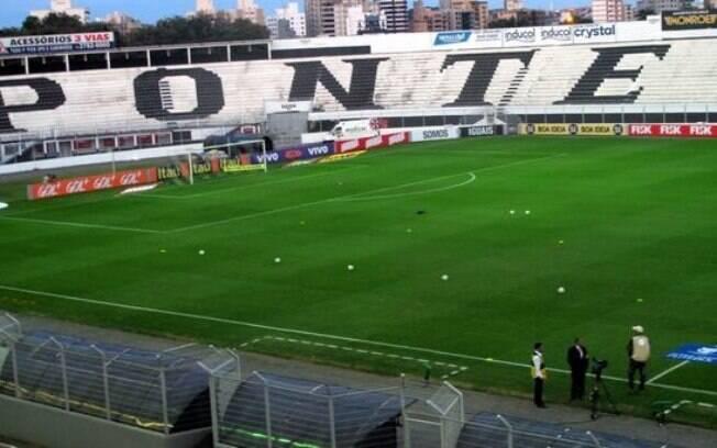 Estádio Moisés Lucarelli, casa da Ponte Preta