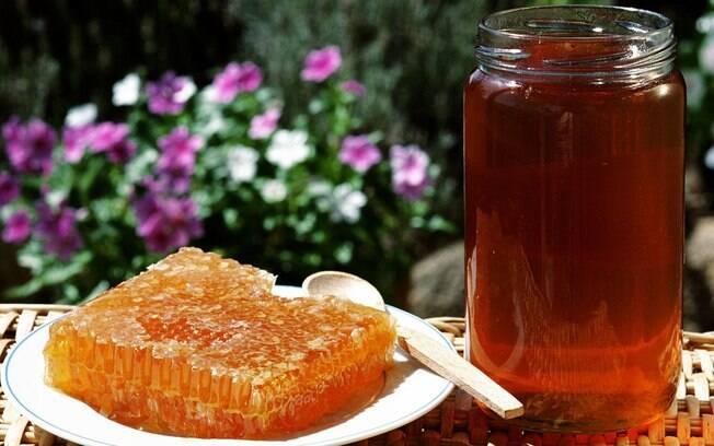 O mel é rico em enzimas antioxidantes, potentes contra o câncer. Foto: Getty Images
