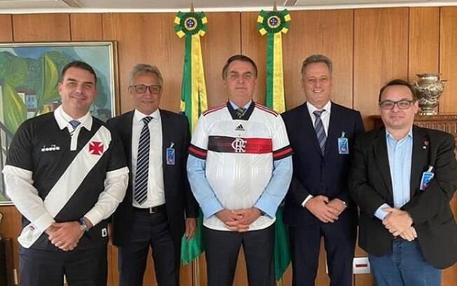 Após reunião com a Globo, Vasco e outros três clubes abandonam MP do Mandante