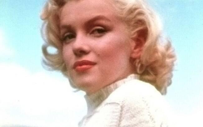 Marilyn Monroe é um dos maiores sex symbols do cinema hollywoodiano