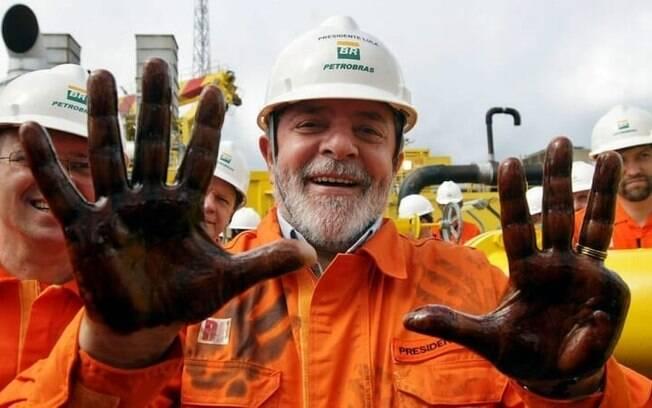 Petrobras foi autorizada mudar nome de campo de petróleo que supostamente homenageia o ex-presidente Lula