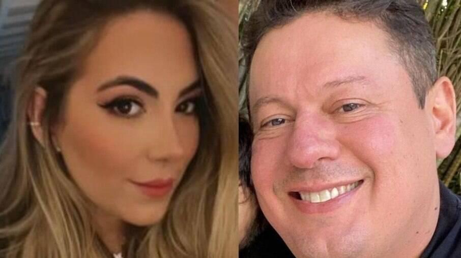 Yanka Barreiros e Marcos Araújo