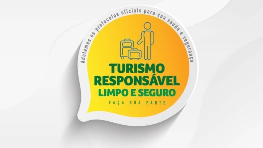 O selo é uma forma de identificar hotéis e locais que se adequam às normas sanitárias