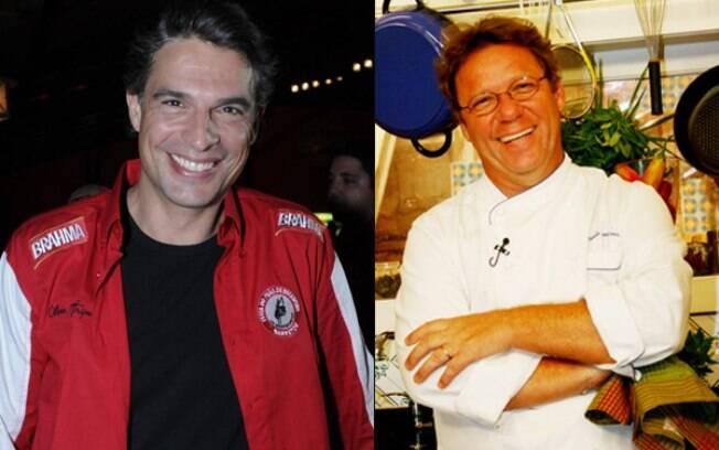 Olivier Anquier e Claude Troisgrois