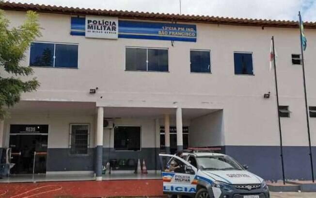 Hospital em São Francisco, em Minas Gerais