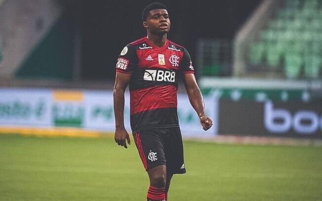 Lincoln marcou o gol de empate para o Flamengo