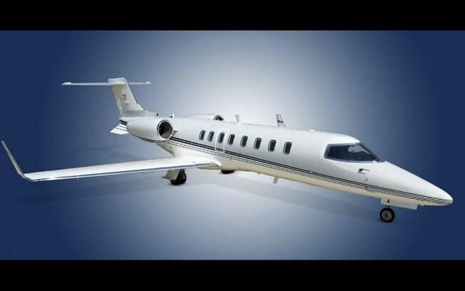 Com o prêmio da Mega-Sena, vencedor pode comprar um jato Learjet 45 e dispensar carona de amigos investigados