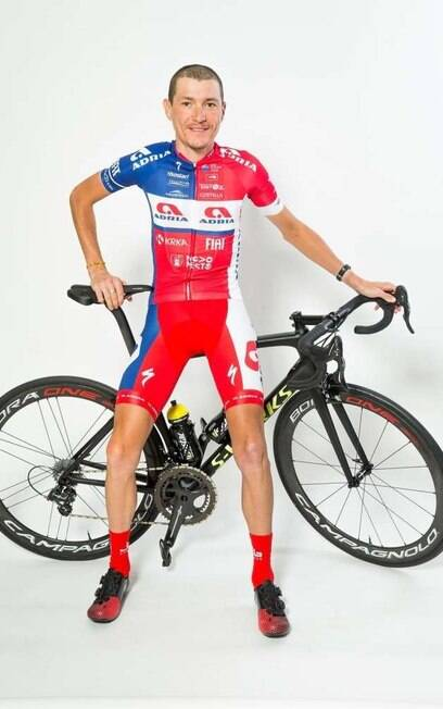 Ciclista esloveno Janez Brajkovic