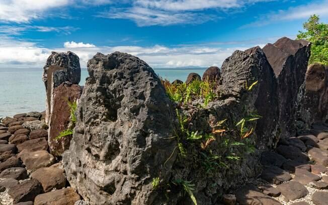 No Tahiti, há uma região em que há uma plantação de baunilha e as fazendas podem ser visitadas pelos turistas
