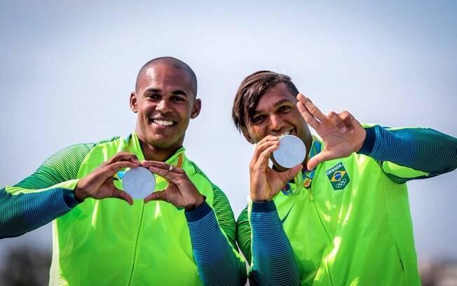 Atletas que subiram ao pódio dos Jogos Rio 2016 serão beneficiados pelo Programa Atleta Pódio com R$ 15 mil