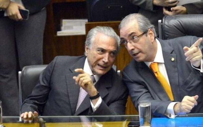 Para Dilma, as políticas implementadas por Michel Temer são influenciadas pelo deputado afastado