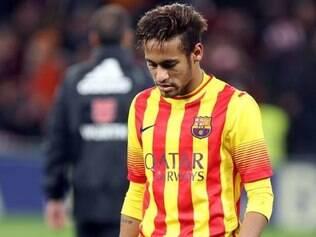 Neymar lamenta derrota que impediu recorde de jogos sem perder na temporada