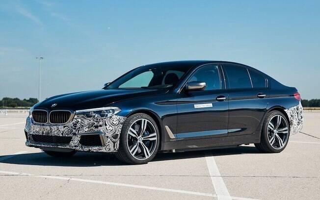O atual M5 dará origem a versão elétrica do cupê esportivo da BMW com insanos 1.006 cv de potência