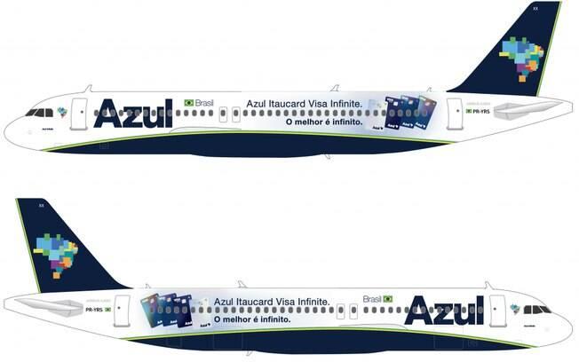 Azul lança cartão em parceria com Itaú Unibanco e Visa