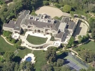 Casa foi reconstruída por investidor, que comprou o imóvel da esposa da Walt Disney.