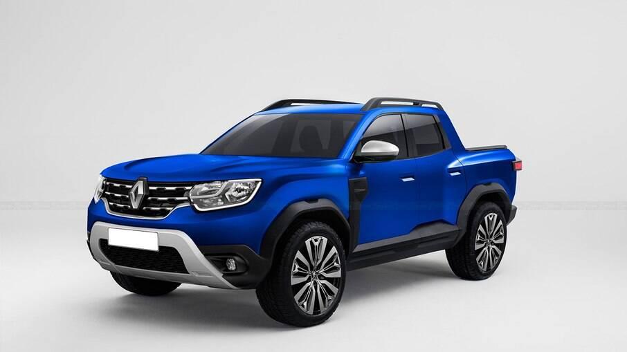 Próxima geração da Renault Duster Oroch terá visual que estreou no SUV em março de 2020
