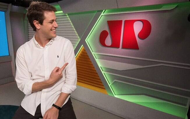 Após sair da Globo, jornalista Fred Ring irá apresentar um programa na Jovem Pan