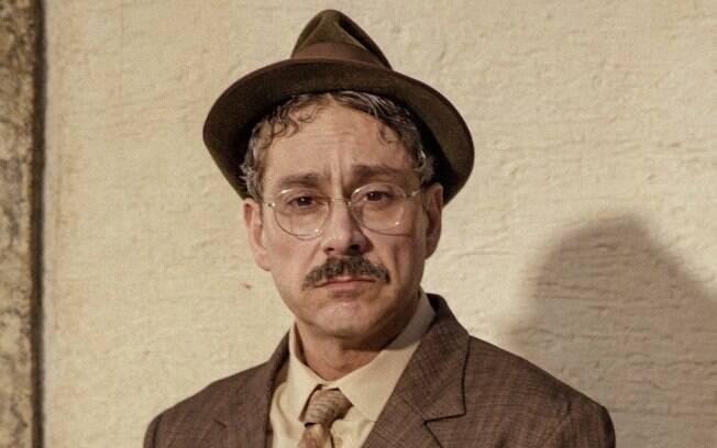 Alexandre Nero como Geraldo na nova temporada de