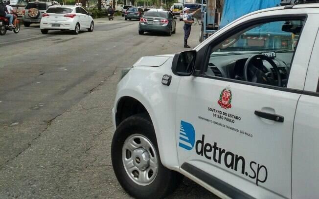 Caminhão tem mais de R$ 14,4 milhões só em infrações de trânsito; são 1.325 multas, a maioria de desrespeito ao rodízio