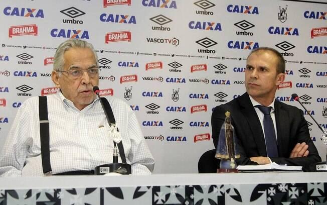 Milton Mendes vai comandar o Vasco na temporada 2017 do futebol