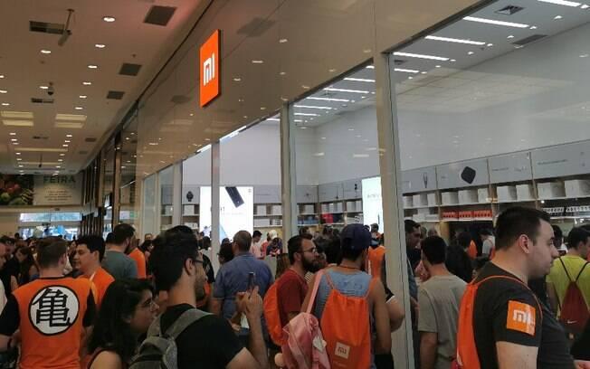 Loja da Xiaomi tem descontos especiais para a Black Friday