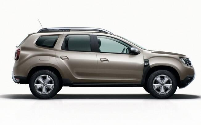 Feito sob a mesma plataforma Dacia A0 do modelo atual, o Duster ficará mais espaçoso sem precisar crescer; entenda