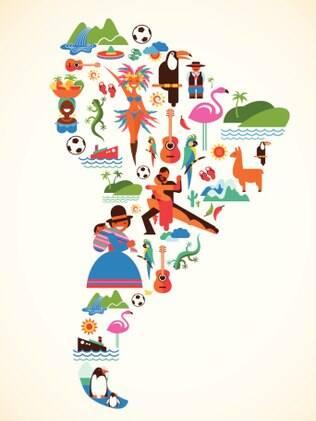 Vizinhos da América do Sul e outros estrangeiros veem criatividade e boa vontade no jeitinho