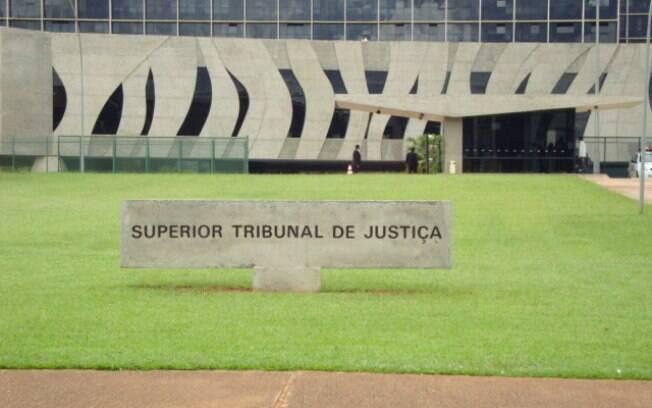 Fachada do Superior Tribunal de Justiça, em Brasília