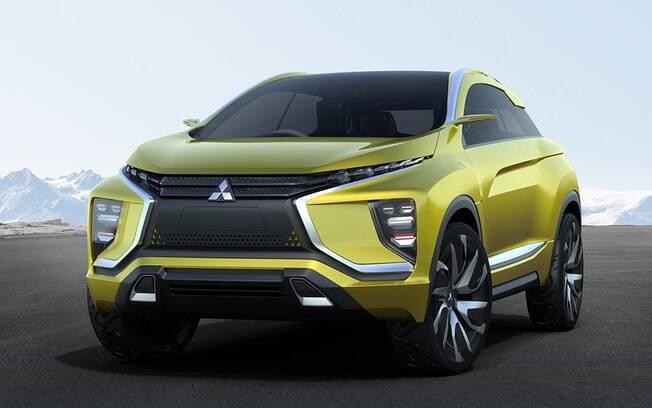 O novo conceito parece uma versão esticada do protótipo eX do Salão de Tóquio de 2015. Todos os elementos de design são iguais.