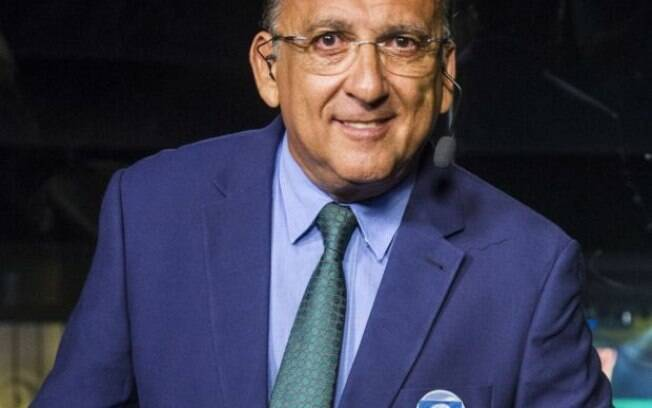 Galvão Bueno ganha um salário estimado em R$ 5 milhões