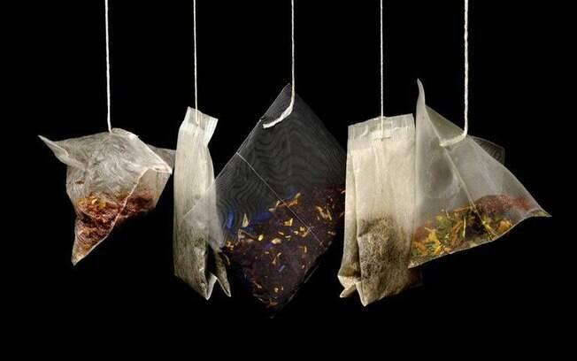 Confira 5 utilidades incríveis do sachê de chá