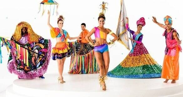 Treino de Globeleza: personal de Érika Moura dá dicas de exercícios