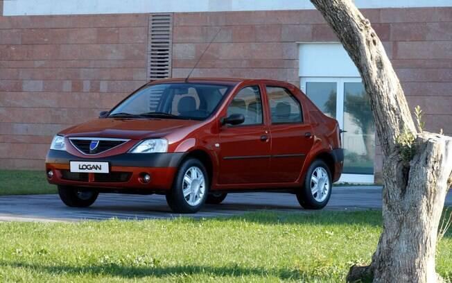 Quando foi lançado como um carro da Dacia em 2004, o Logan não agradava entre os carros feios