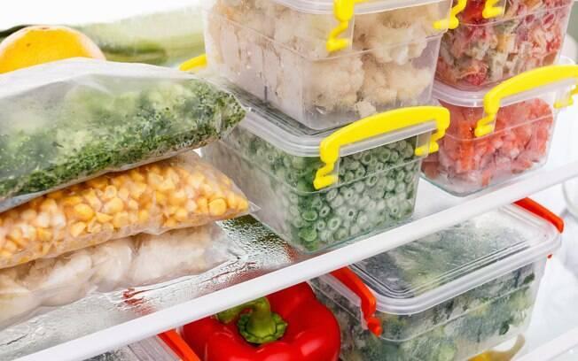 Confira dicas de como conservar alimentos.