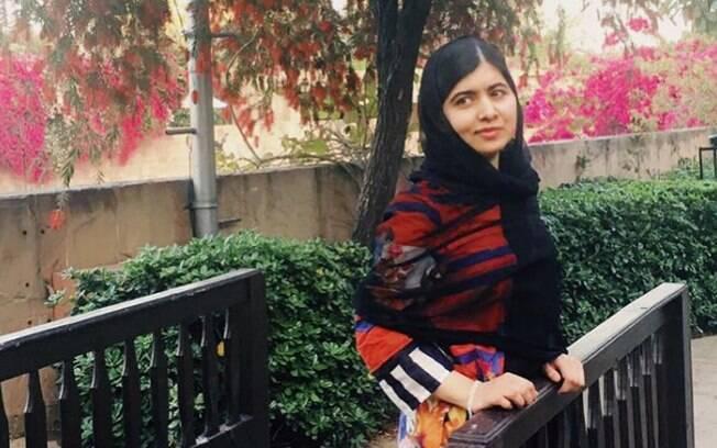 Malala voltou ao país de origem na quinta-feira (29), sendo recebido pelo governa e instituições paquistanesas com honras
