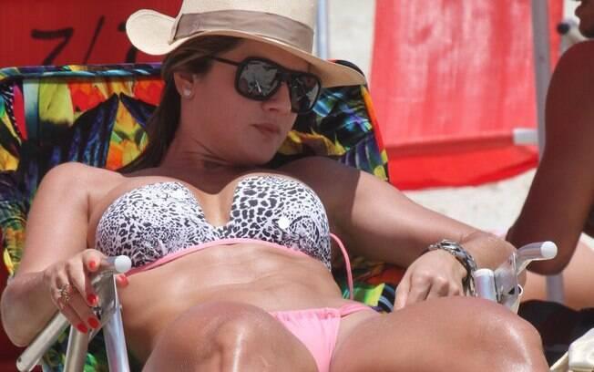 Mirella Santos: corpão
