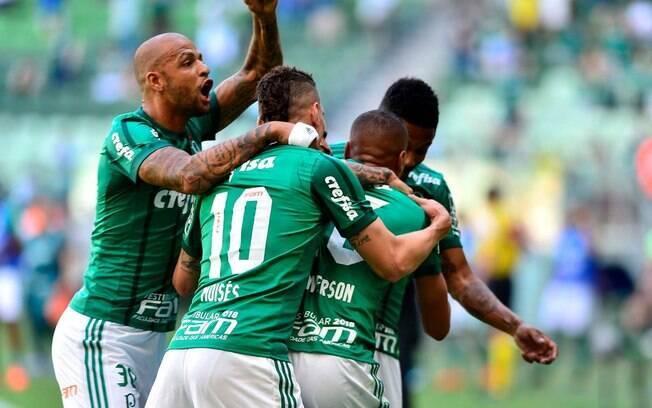 Palmeiras venceu o Flamengo no Allianz Parque e esfriou a crise no clube