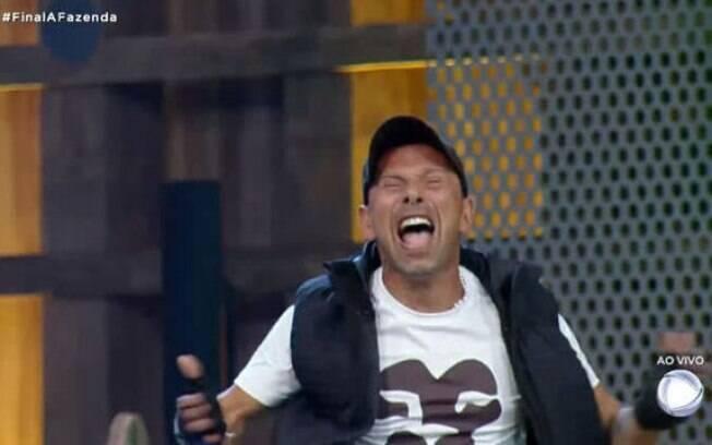 Rafael Ilha recebeu 62,51% dos votos e se consagrou vencedor da 10ª edição de