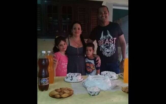 Na imigração para o Brasil, a filha de Patrícia Girbau e Fernando Martinez ficou em Cuba