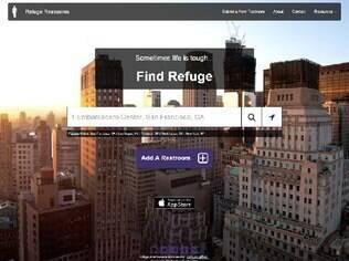 Usuários podem adicionar novos locais seguros à lista