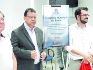 Investimentos. O prefeito Agnaldo Perugini inaugurou, recentemente, as novas instalações da Secretaria de Saúde de Pouso Alegre