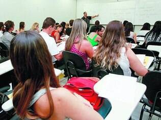 Preparação.  Expectativa nos cursos preparatórios para concursos é de salas lotadas em 2015