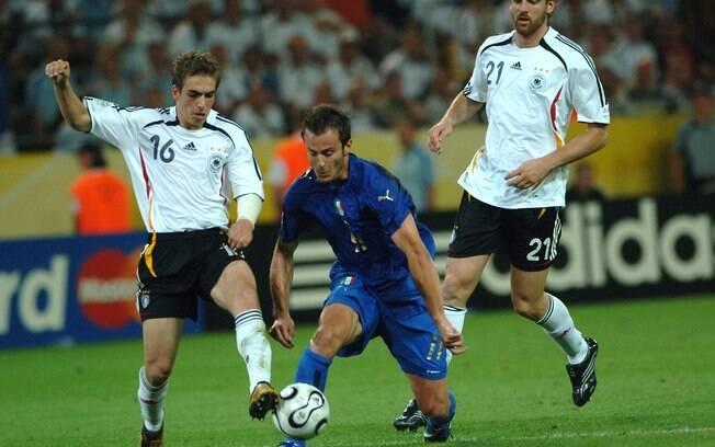 Alemanha x Itália