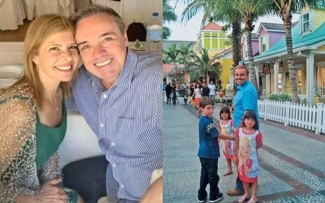 Rose Miriam relembra fotos antigas da família