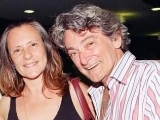 Elizabeth Savalla e Camilo Atilla num evento em 2009
