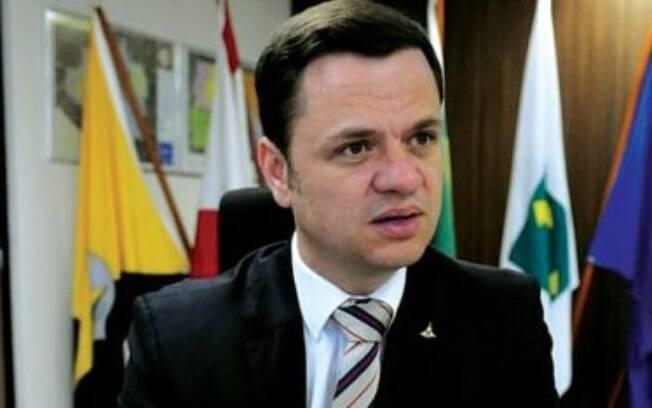 Próximo de Bolsonaro, o secretário de Segurança do DF,  Anderson Torres,  mira o comando da PF