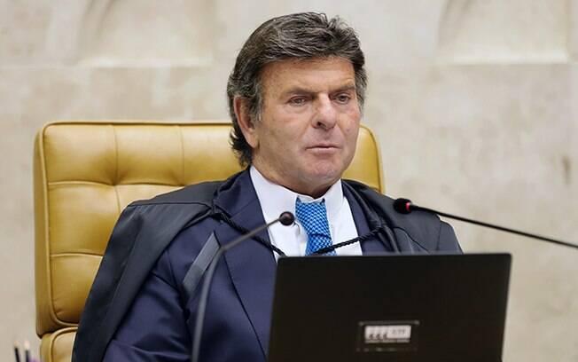 Ministro Luiz Fux, presidente do Supremo Tribunal Federal (STF)