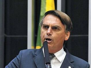 Jair Bolsonaro diz que as desavenças com a colega poderiam ser resolvidas no Congresso