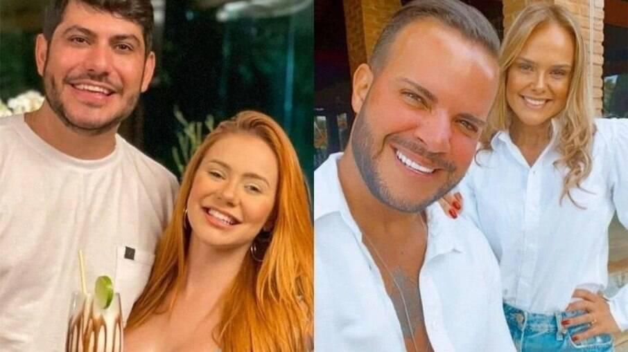 Yugnir, Mirela Janis, Filipe Duarte, Nina Cachoeira