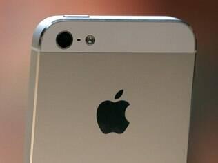 Câmera do novo iPhone 5 tem 8 megapixels
